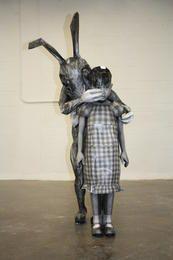 Artist Ann Hoi's Haunting Hologram Reminiscent Paper Sculptures Sculpture Art, Paper Sculptures, Art Competitions, 3d Paper, Hologram, Hush Hush, Art Forms, Alice In Wonderland, Art Pieces