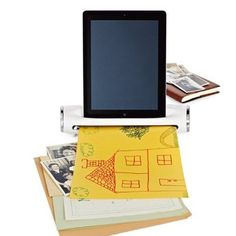 iConvert Scanner for iPad Tablet. Want it? Own it? Add it to your profile on unioncy.com #gadgets #tech #electronics #apple #ipad