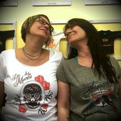 Jööö! Cécile hat Geburtstag (Happy Birthday!) und Jacqueline ihr 25. Firmenjubiläum. Wenn das kein Grund zum Feiern ist! :)