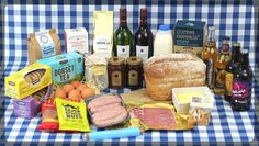 100% Dorset Sourced Products - Cherry Picked Hampers