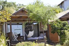 Cabin in the sun