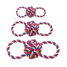 One of the best dog chew toys, our Canines for Veterans Rope Toy is durable enough to withstand many, many rounds of tug-of-war. A portion of this sale will go to support Canines for Veterans. Made from machine washable cotton Tough Dog Toys, Small Dog Toys, Diy Dog Toys, Best Dog Toys, Dog Chew Toys, Best Dogs, Outdoor Dog Toys, Rat Toys, Durable Dog Toys