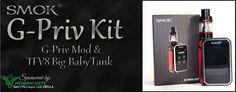 Bella Vapes Reviews: Smok G-Priv Kit Review