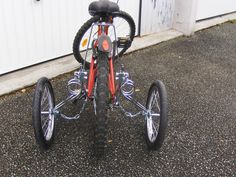 Velo Tricycle, Adult Tricycle, Raised Garden Beds, Montage, Dan, Wheels, Bicycle, Training, Watch