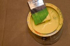 How to Remove Paint Drips From Wood Trim