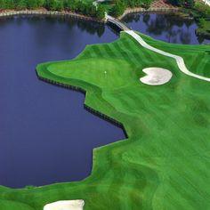 Resorts of Pelican Beach - Destin Golf Courses: Baytowne Golf Club.