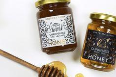 The Dieline Awards 2017 Outstanding Achievements: Fortnum & Mason International Honey — The Dieline | Packaging & Branding Design & Innovation News