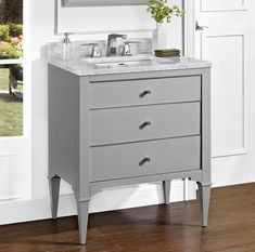 Fairmont Bathroom Vanity Collection Charlottesville – Canaroma Bath & Tile