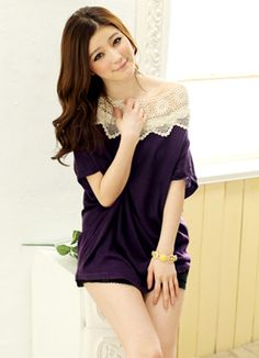 $11 purple tops,charming tops,wholesale tops
