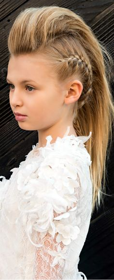 Mischka Aoki Haute Couture for children ~ V