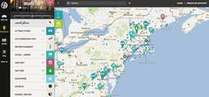 What is the best app or website for plotting out a road trip? We want to be able to enter mileage targets and also...