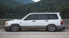 Subaru Forester | Lowered, Slammed, JDM