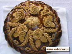 Pie Crust Designs, Luxury Cake, Bread Art, Cute Food, Food Art, Baked Goods, Muffin, Rolls, Baking