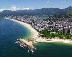 The beaches of Brazil!