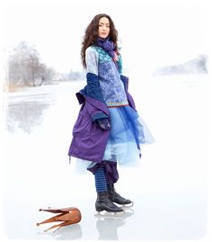 Winter 2012 – GUDRUN SJÖDÉN – Webshop, mail order and boutiques | Colourful clothes and home textiles in natural materials.