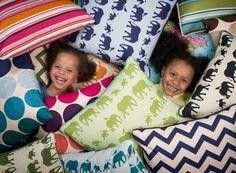 Avalo Home the New Bespoke Cushion Range by Working Mum  #cushions #kidscushions