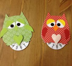 vaderdag knutselen parkeerschijf - Google zoeken Owl Crafts, Diy Arts And Crafts, Crafts For Kids, Dac Diy, Owl Theme Classroom, Owl Templates, Daddy Day, Puppet Crafts, Abc For Kids