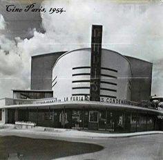 Gran Teatro PARIS 1954. Actualmente Teatro la Campiña