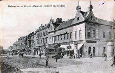 Debreceni Képeslapok: Ahol a Frohner Szálloda állt