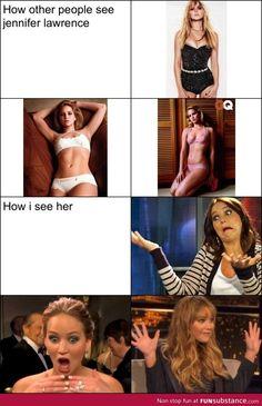 Jennifer Lawrence is still awesome