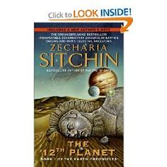 Twelfth Planet: Book I of the Earth Chronicles (The Earth Chronicles): Zecharia Sitchin. A must-read for ancient alien fans and conspiracy theorists the world over. Planeta Nibiru, Ancient Astronaut Theory, Planet Books, Books To Read, My Books, Ancient Mysteries, Ancient Aliens, Ancient History, Thing 1 Thing 2