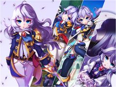 Edel *Grand Chase*