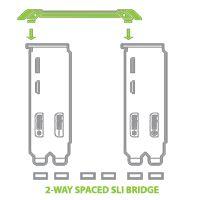 SLI Bridge 2way Spaced