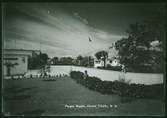 Parque Ramfis, Hoy Eugenio Maria de Hostos,década del 40