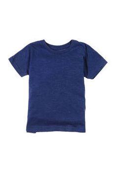 T-shirt uni manches courtes