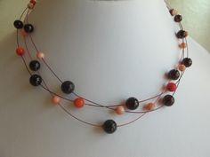 comment faire un collier avec du fil câblé?   Art et Perles