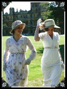 Edith & Sybil