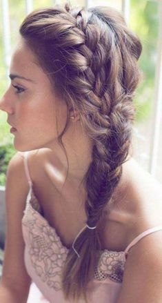 Loose braids - CosmopolitanUK