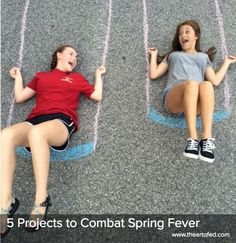 The Art of Ed - 5 Projects to Combat Spring Fever