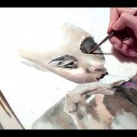 Speed Painting Timelapse by Lora Zombie