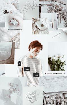 • Jung Jaewon wallpaper aesthetic        •ONE wallpaper aesthetic First Rapper, Jung Jaewon, White Aesthetic, White Walls, Aesthetic Wallpapers, Photo Wall, Aesthetics, Frame, Home Decor