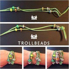 Trollbeads! Love! #retrah #lewisburgpa #freebracelet #bucknellu #trollbeads ⋆ Un Mondo di Trollbeads