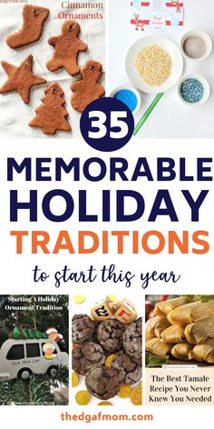 Holiday traditions to help you create lasting memories for years to come. Hanukkah traditions and Christmas traditions, for those who celebrate the holiday season and love to start a new family tradition for kids. Hanukkah Crafts, Hanukkah Food, Christmas Hanukkah, Family Christmas, Christmas Holidays, Hanukkah Traditions, Christmas Traditions, Traditions To Start, Family Traditions