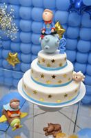 Fake cake little prince party