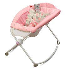 Fisher-Price Newborn Rock 'N Play Sleeper - Pink Circles