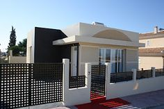 The Maria is one of our new contemporary detached villas and is located in the Ciudad Quesada resort in the south of the Costa Blanca. The resort offers a huge choice of facilities, with a great choice of bars and restaurants, banks, medical centres, country clubs, an 18 hole golf course and even its own aqua park!