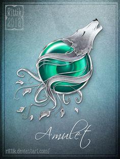 Amulet - Commission 7 by Rittik.deviantart.com on @DeviantArt
