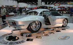 Chevrolet – One Stop Classic Car News & Tips 1962 Corvette, Chevrolet Corvette Stingray, Detroit, Classic Corvette, Classy Cars, Drag Cars, Shows, Car Photos, Hot Cars