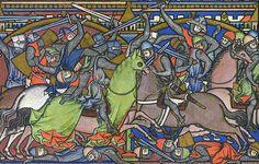 maciejowski bible warriors - Google Search