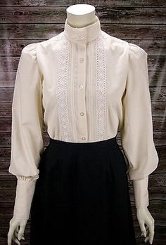Womens Period Authentic Old West Clothing / Apparel Old Dresses, Vintage Dresses, Vintage Outfits, Edwardian Fashion, Vintage Fashion, Cool Outfits, Fashion Outfits, Womens Fashion, Estilo Hippie