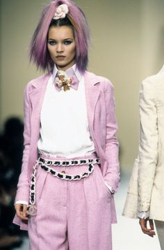 90s Chanel // today on chicityfashion.com