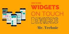 How To Hide WordPress Widgets On Touch Devices