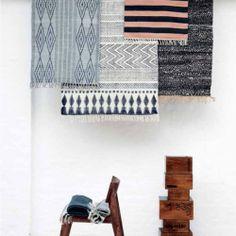 Cinnamon Home - Teppich, Rhombus