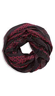 Bufanda en negro