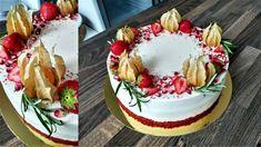 Camembert Cheese, Cheesecake, Strawberry, Cupcakes, Desserts, Food, Cheesecake Cake, Tailgate Desserts, Cupcake