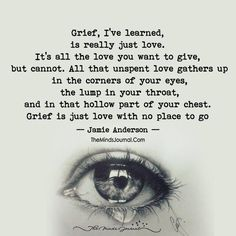Is Love That's why 5 years later I'm still in grief. No where for the love to go.That's why 5 years later I'm still in grief. No where for the love to go. Now Quotes, Great Quotes, Inspirational Quotes, Quotes On Lost Love, Wall Quotes, Quotes On Loss, Quotes For Dad, In Memory Quotes, Missing Dad Quotes
